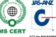 ใบรับรองมาตรฐานระบบจัดการสิ่งแวดล้อม ISO 14001